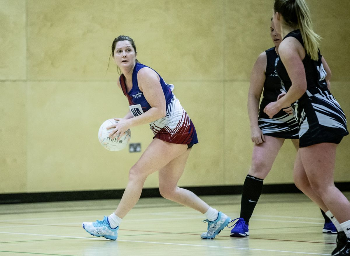 Hayley Brehaut earned player-of-the-match honours for Thunder against Zebras this week. (Picture by Peter Frankland, 27152219)