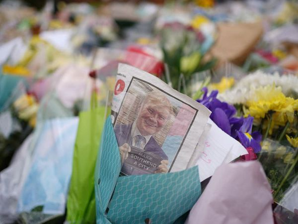Two-minute silence planned in community a week after death of MP Sir David Amess