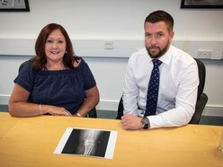 First partial knee replacement surgery performed in Guernsey