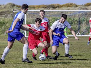 Rovers AC v Sylvans FC - Priaulx League football at Port Soif. Tomos Ap Sion.Picture by Martin Gray, www.guernseysportphotography.com, 27-03-21. (29378849)
