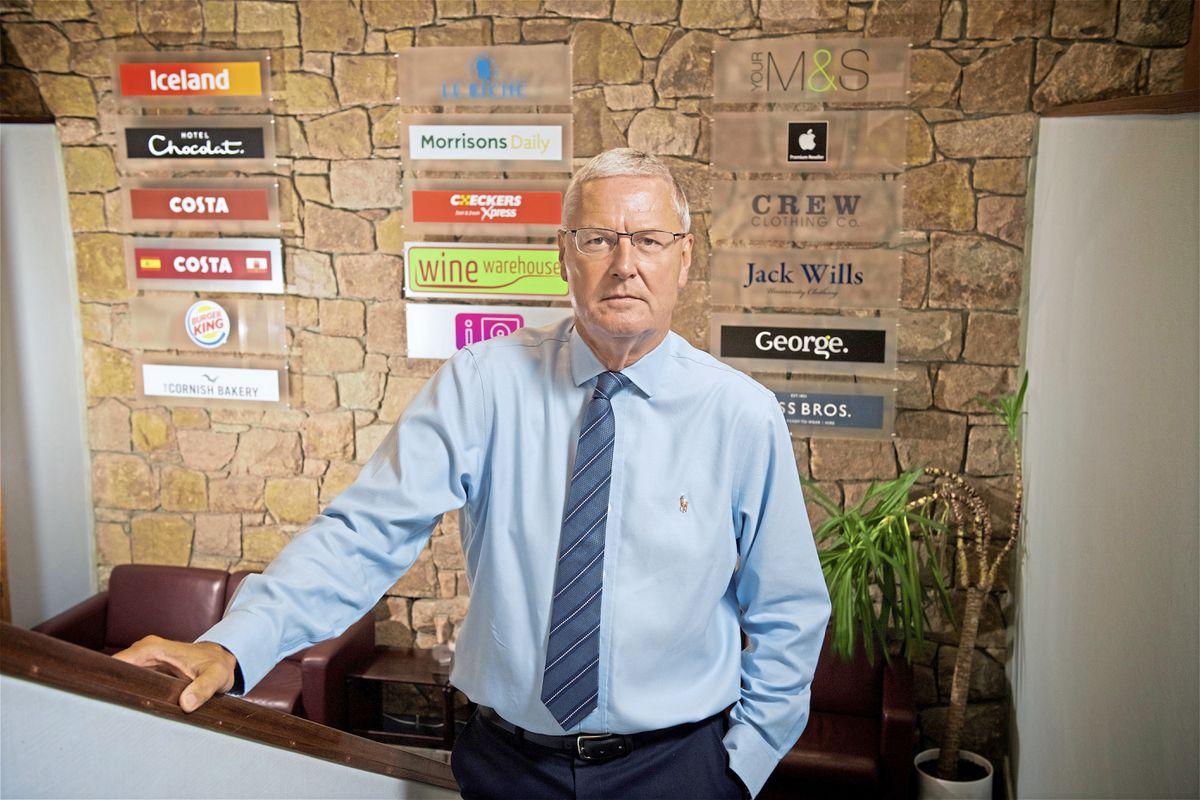 Sand piper executive chairman Tony O'Neill. (28875120)
