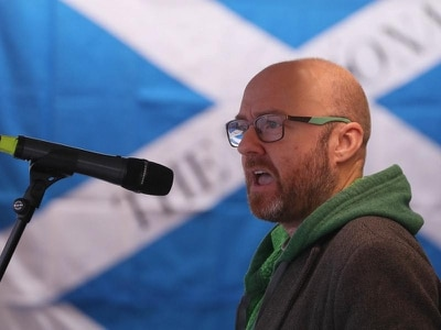 Patrick Harvie outlines importance of 'climate election'
