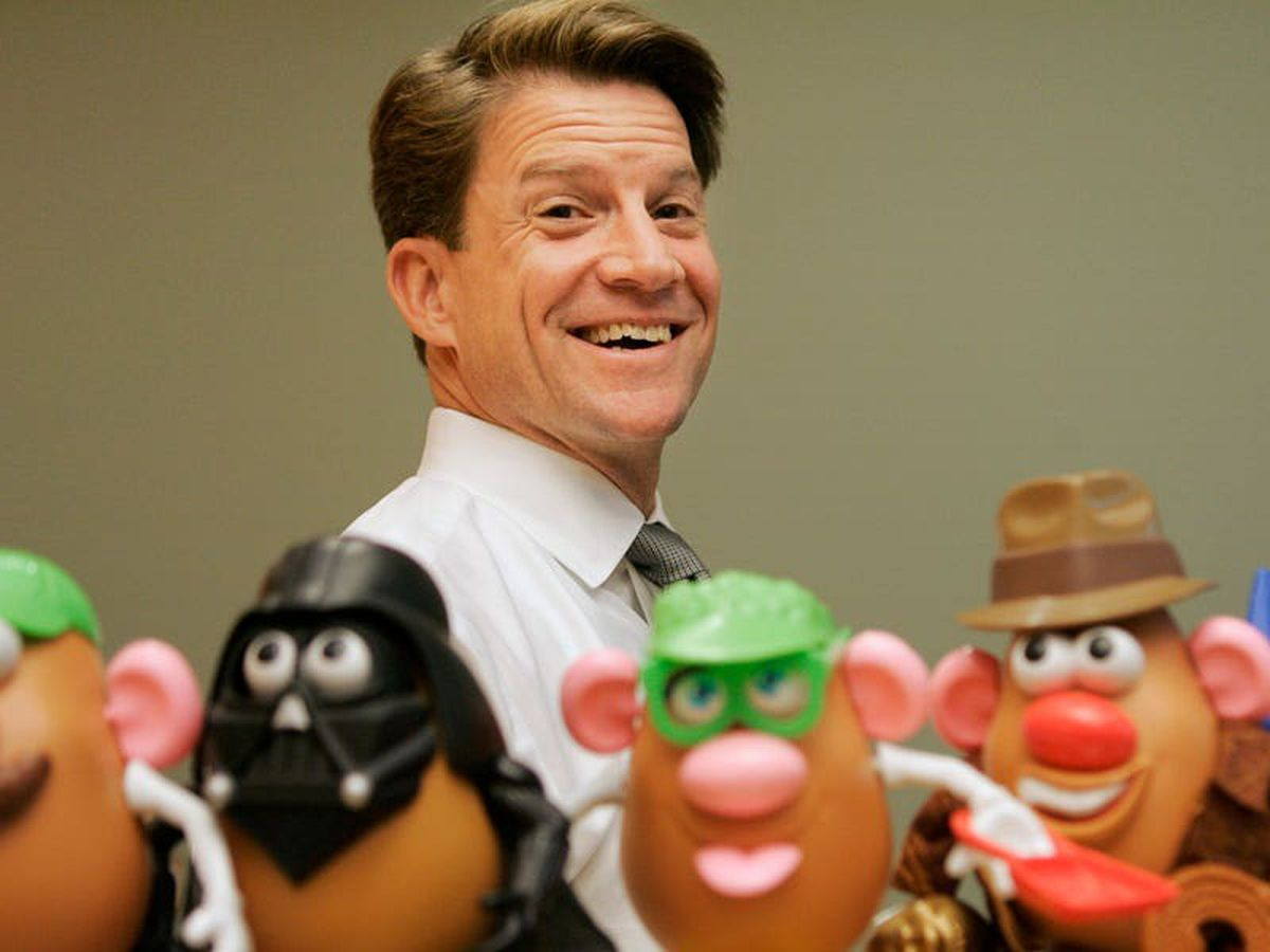 Hasbro chief executive and chairman Brian Goldner dies aged 58