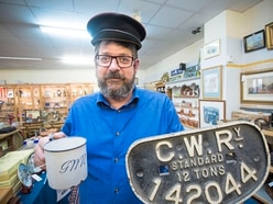 Rare railway items auction coming down the line