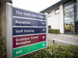 The Grammar School and Sixth Form Centre. (Picture by Sophie Rabey, 29608513)