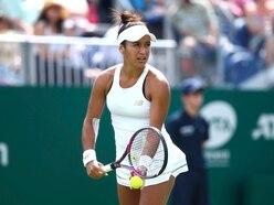 Watson hits Fed Cup landmark