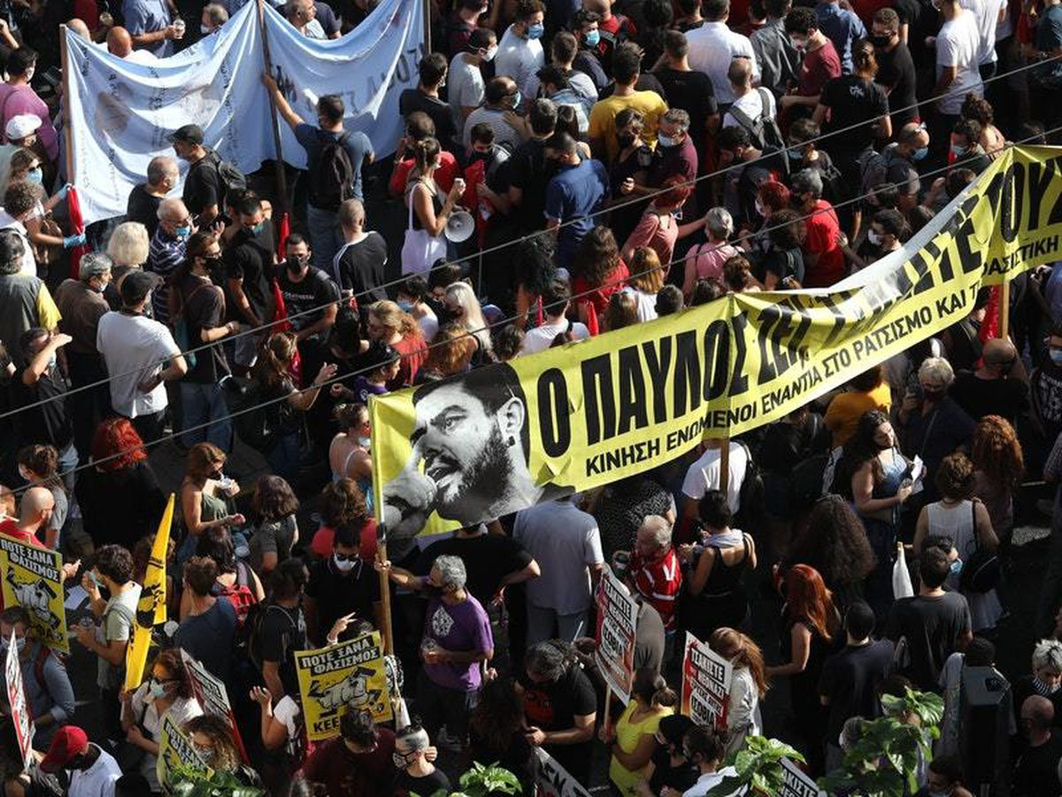 Greek Court Rules Far-Right Golden Dawn Party Is Criminal Organization