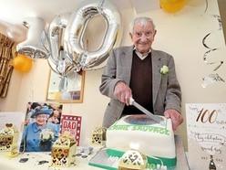 Former Muratti player enjoys 100th birthday