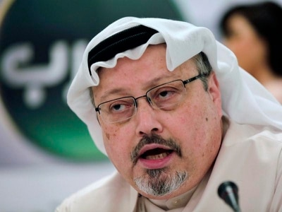 Britain under pressure as Saudis arrested over death of journalist
