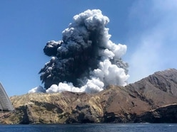Rescuer describes horror of New Zealand's silent volcanic eruption