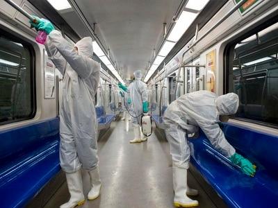 Iran preparing to test tens of thousands for coronavirus