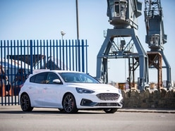 TEST DRIVE: Ford Focus ST