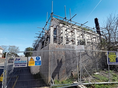 Vale Avenue houses to be demolished by 'late June'