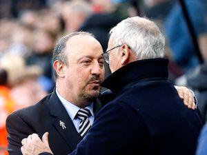 Rafael Benitez puts Claudio Ranieri friendship to side for Premier League clash