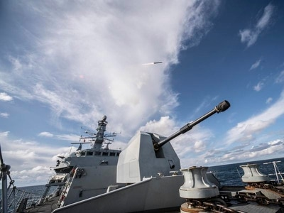 Missile defence system to protect Navy from new threats – First Sea Lord