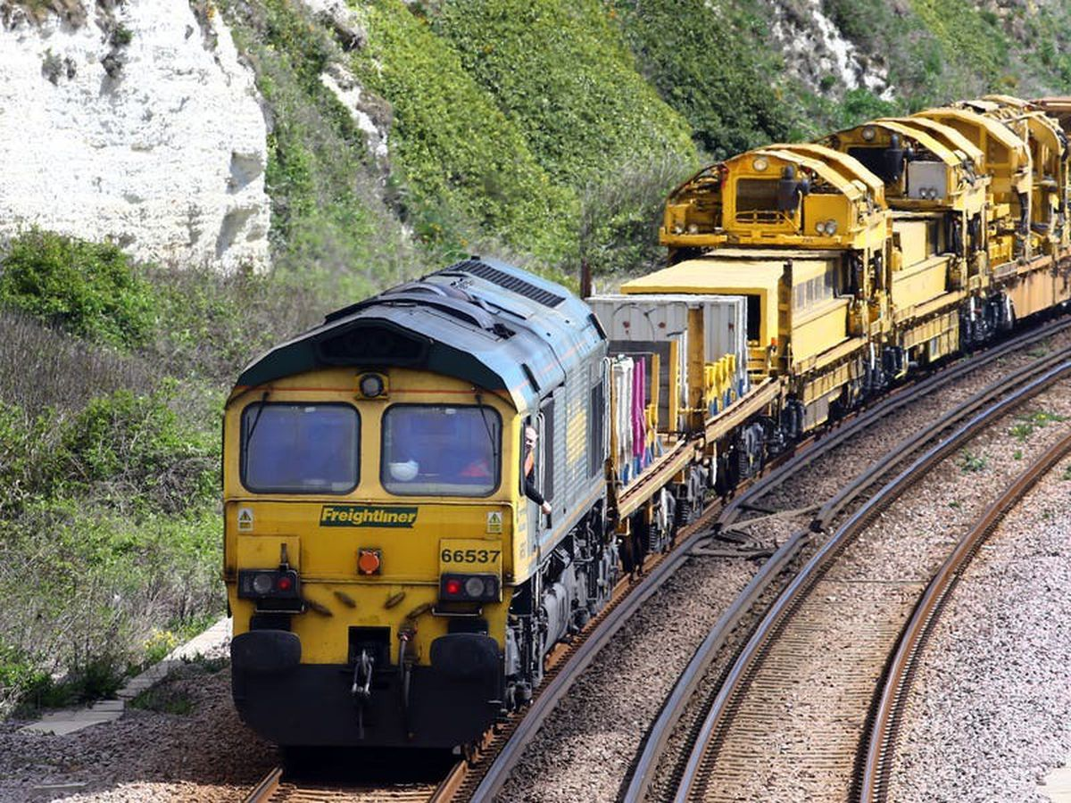 Electric freight trains mothballed due to soaring energy prices