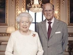 Series of portraits to mark Queen and Duke of Edinburgh's wedding anniversary