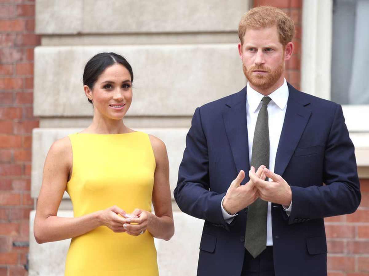 Rift between Harry and Meghan and rest of royals 'very sad', says Edward
