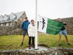 Lihou can fly own flag