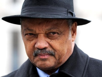 US civil rights activist Jesse Jackson diagnosed with Parkinson's disease