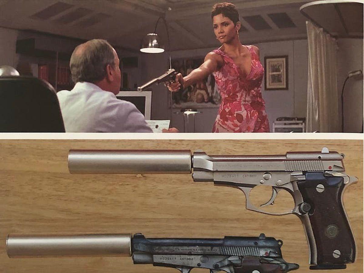Hunt for James Bond guns continues six months after raid