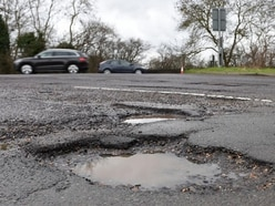 Potholes caused £70,000 of damage to emergency service vehicles