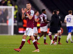 Tomas Soucek enjoying West Ham's European form