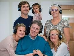 Donated headphones will help awaken minds at GreenAcres