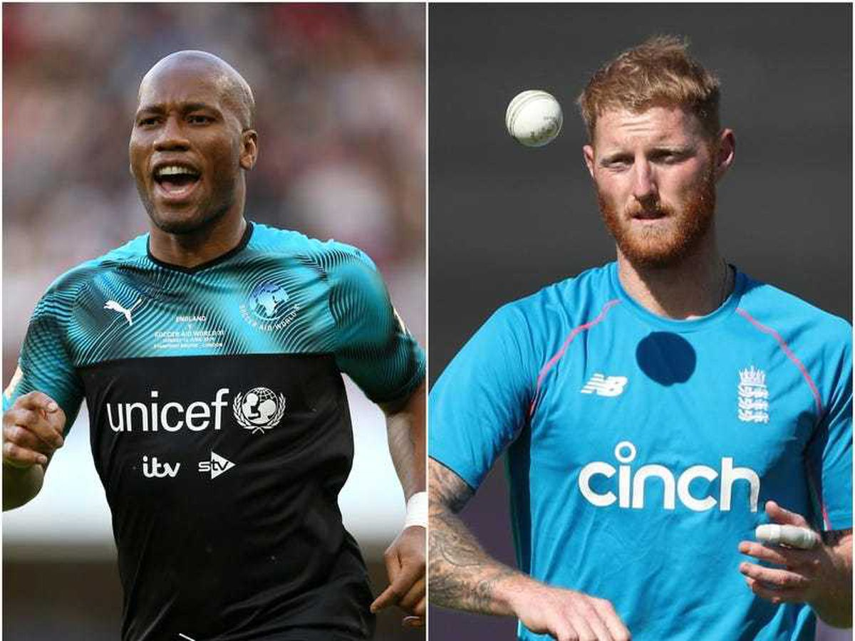 Drogba reminisces and Stokes continues recovery – Thursday's sporting social