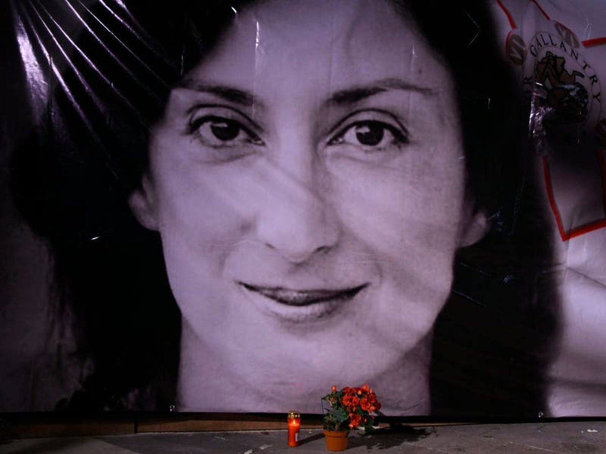 Suspect in car bomb killing of Maltese journalist changes plea to guilty