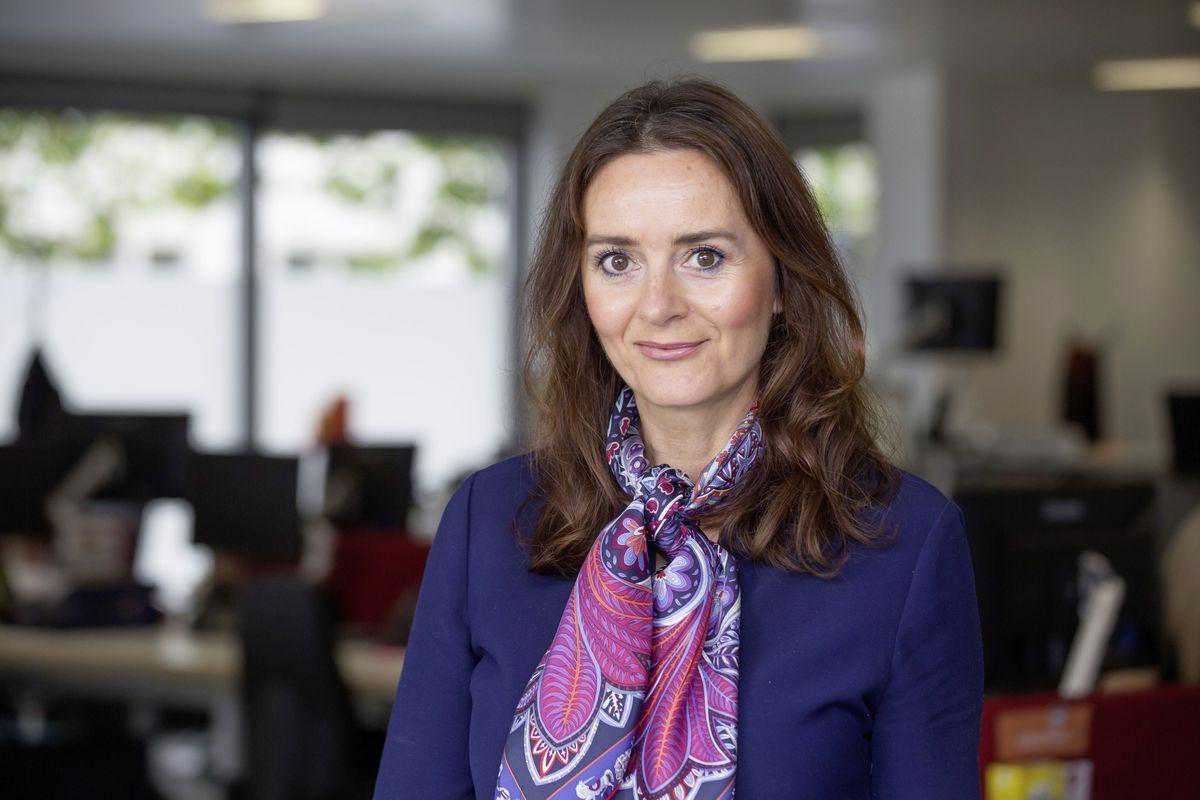 Leyla Yildirim, chief strategy officer at PwC Channel Islands.. (28934822)