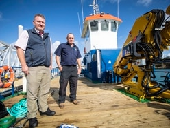 WATCH: New harbour workboat now in service