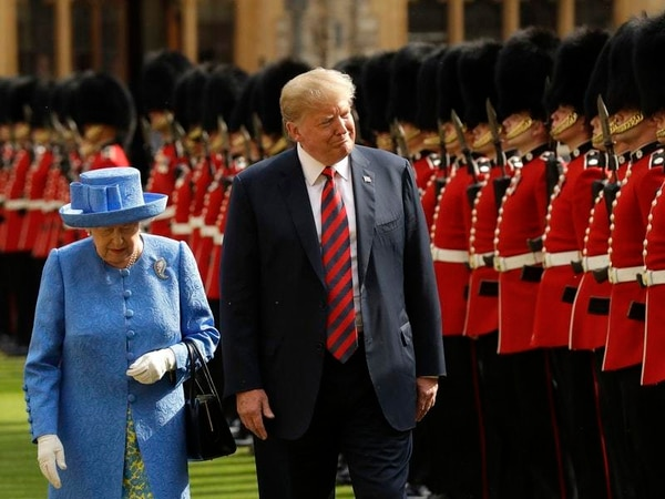 Donald Trump's children 'to accompany president on state visit to Britain'
