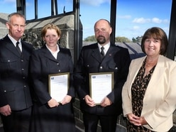 Prison senior staff first to get UK accredited on-island