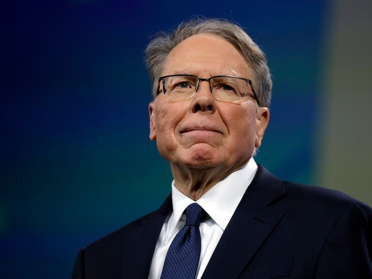 Wayne LaPierre says he put NRA into bankruptcy without informing full board