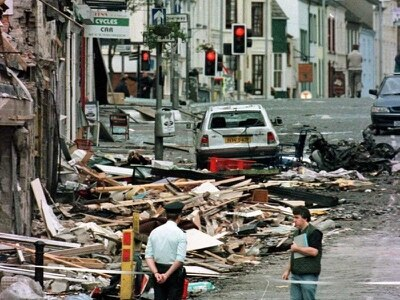 Former police watchdog calls for public inquiry into Omagh bomb