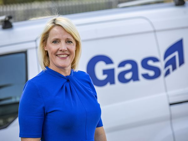 Jo Cox, chief executive officer of Guernsey Gas parent company Islands Energy Group. (30008773)