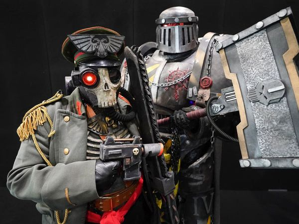 In Pictures: Fans get dressed up for MCM Comic Con
