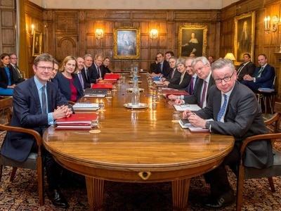 May faces fresh rebellion over Brexit