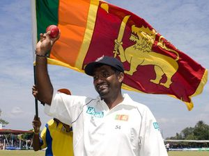 On this day in 2004: Muttiah Muralitharan beats Shane Warne to Test record