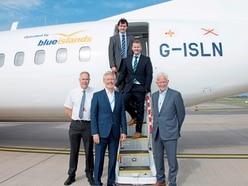Blue Islands calls a halt to Southend, Liverpool flights