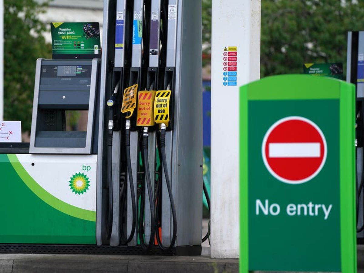 Demand for petrol should ease in 'coming days', says industry
