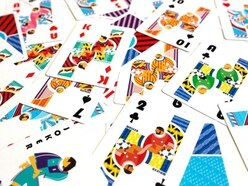 These football-themed playing cards will revolutionise your games of snap forever
