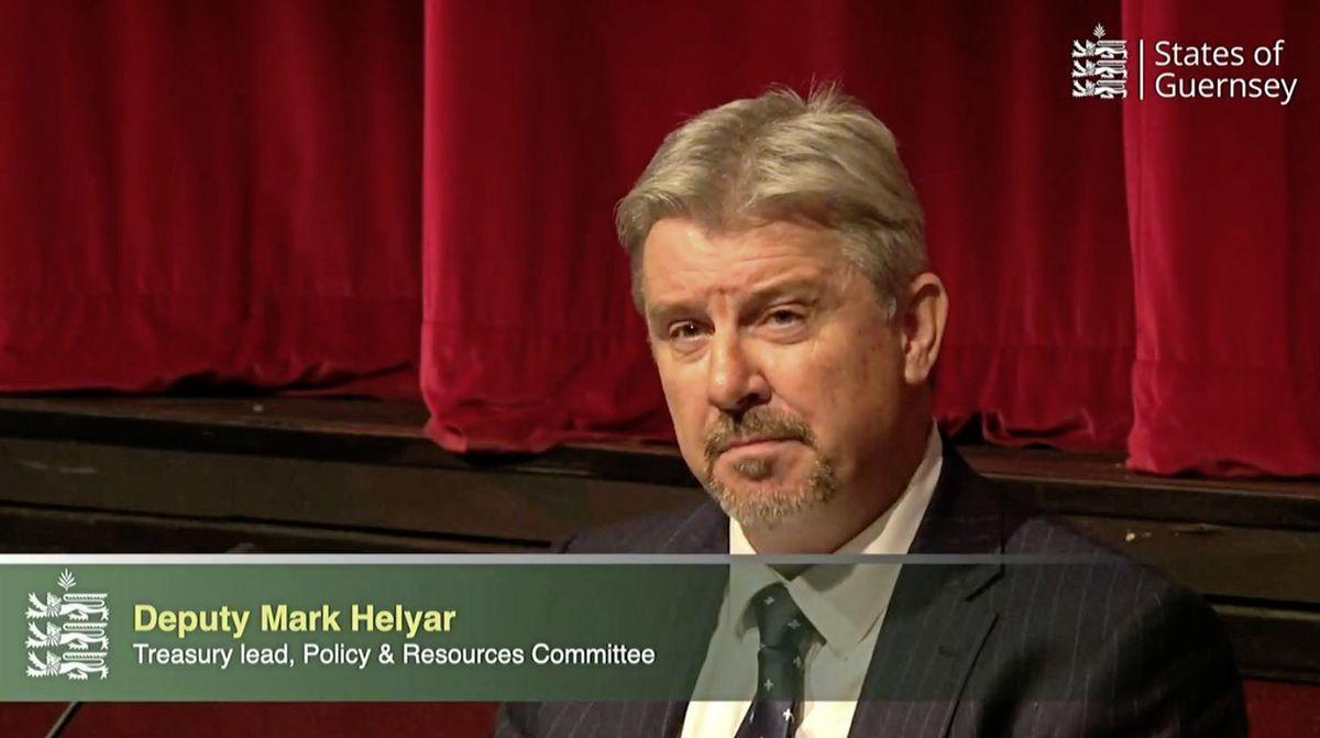 Deputy Mark Helyar (28917600)