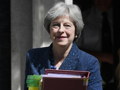 Brexit battles loom for PM as she warns rebels against undermining talks