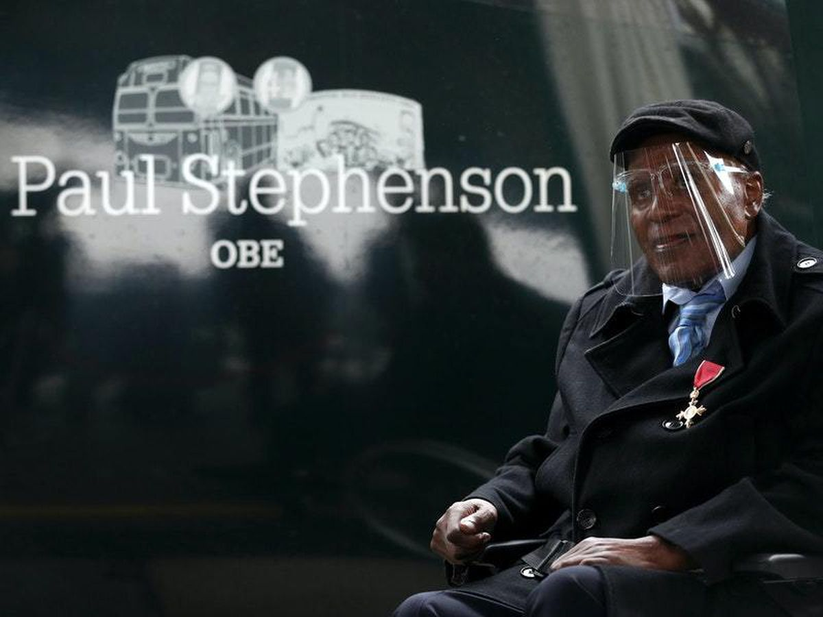 Train named after civil rights activist to help mark Black History Month