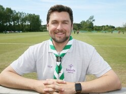 Scout commissioner to step down after five years in post
