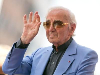France pays tribute to singer Charles Aznavour