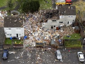 Mother and teenage son remain critical after Ayr explosion