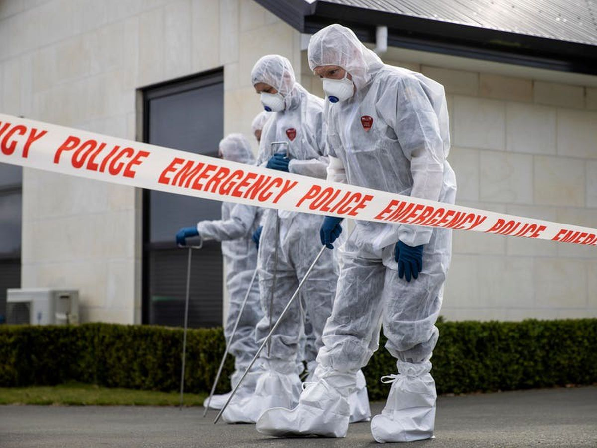 Woman charged with killing three young girls in New Zealand